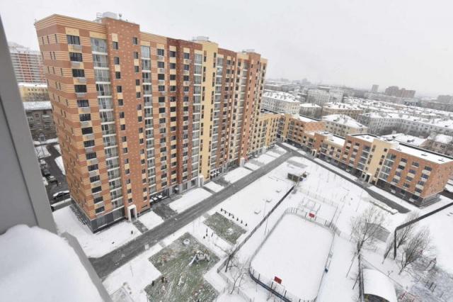 Объем ввода жилья в«новой» столицеРФ удвоится порезультатам декабря